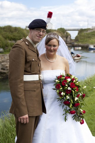 Army Wedding - North East Wedding Photographer.jpg