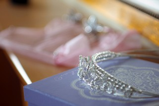 Bridal Tiara - North East Wedding Photographer.jpg