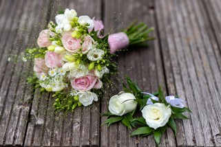 Brides Bouquet - North East Wedding Photographer.jpg