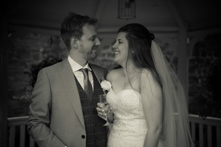 Happy Bride and Groom - North East Wedding Photographer.jpg