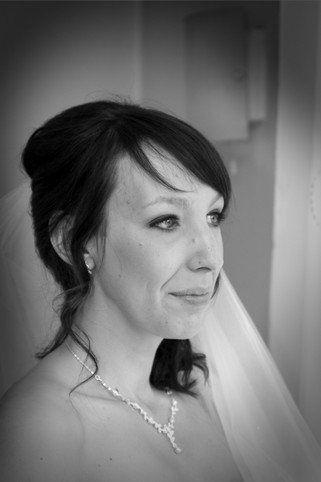 Tearful Bride - North East Wedding Photographer.jpg