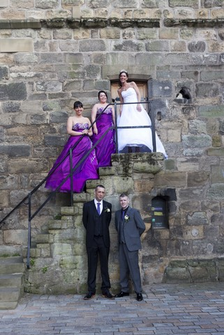 The Bridal Party - North East Wedding Photographer.jpg