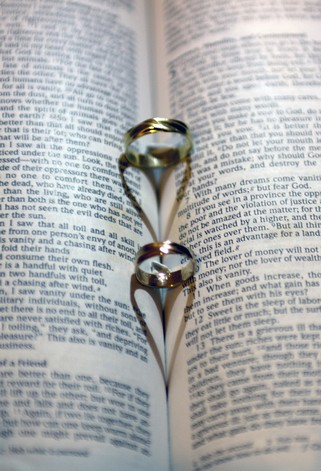 Wedding rings in Bible - North East Wedding Photographer.jpg