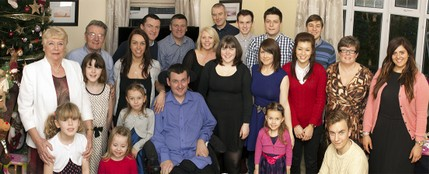 Large Family Portrait - North East Wedding Photographer.jpg